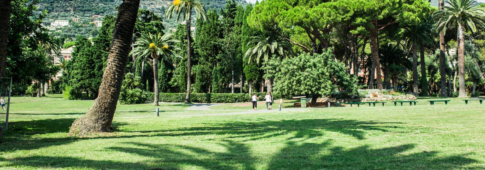 Parchi di Nervi - Foto Ufficio Comunicazione Città Metropolitana
