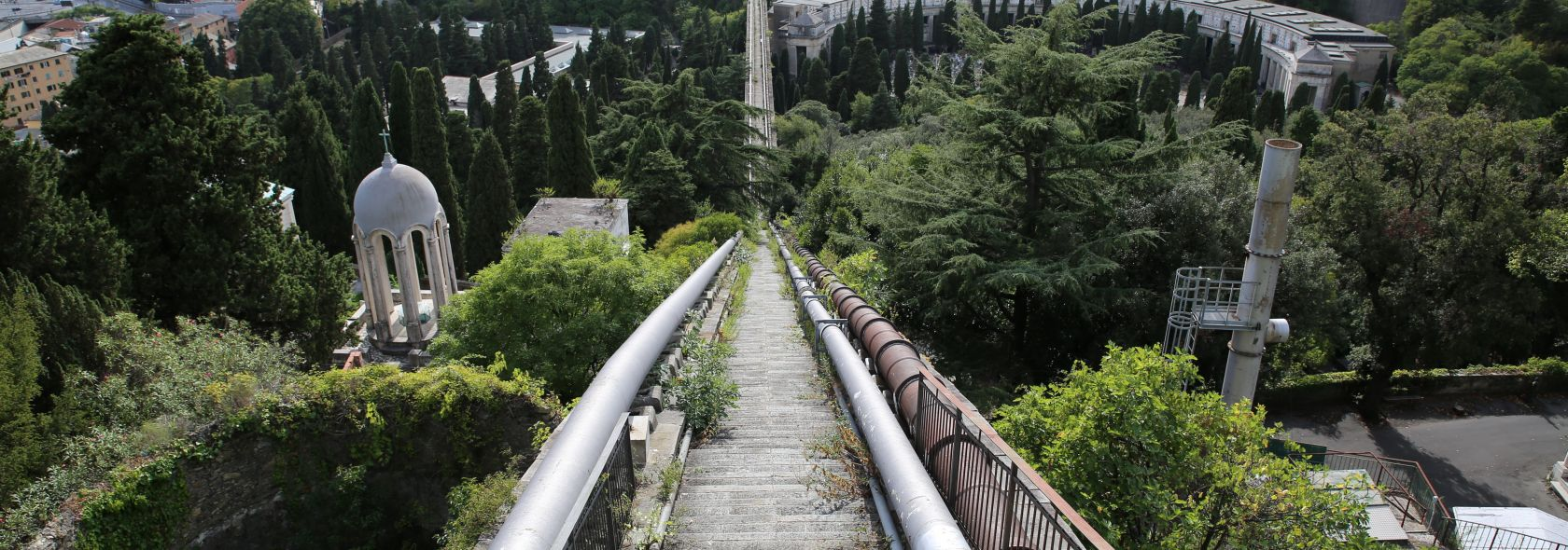 Acquedotto Storico - ponte sifone