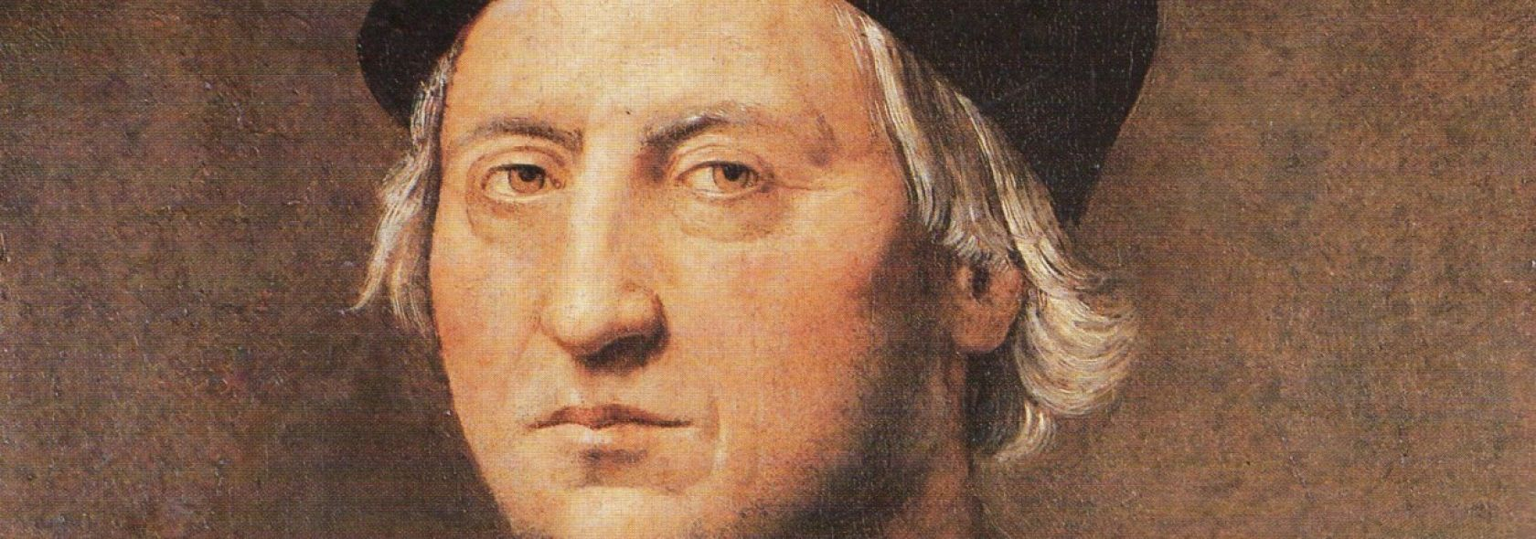 Ridolfo Bigordi del Ghirlandaio (attr.) - Portrait de Christophe Colomb - 1520