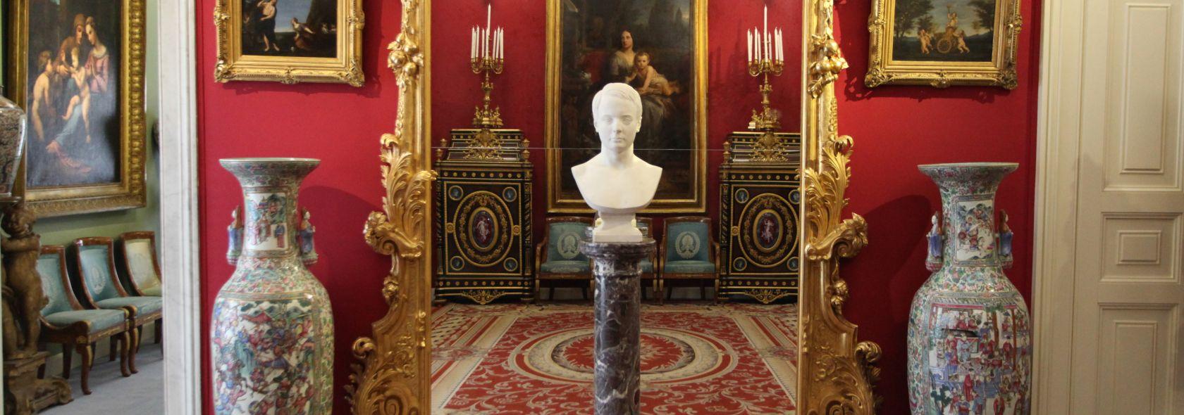 Palazzo Rosso, stanze della Duchessa di Galliera
