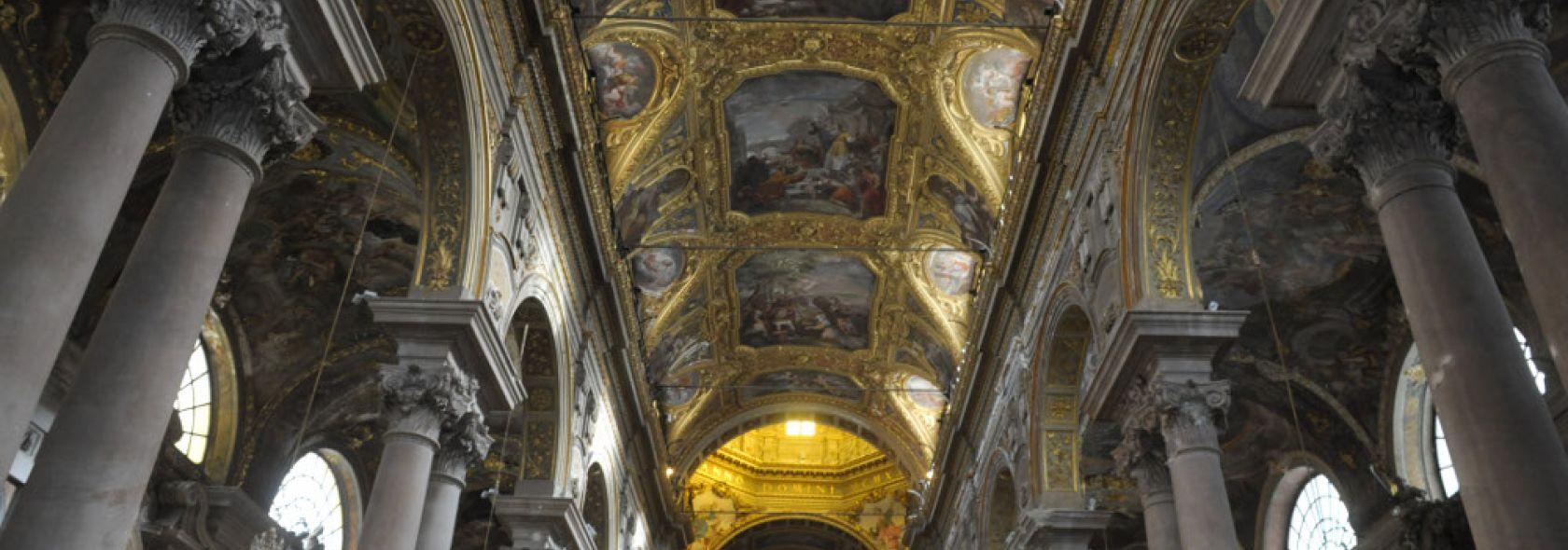 Chiesa di Santa Maria delle Vigne - ph.Leoni