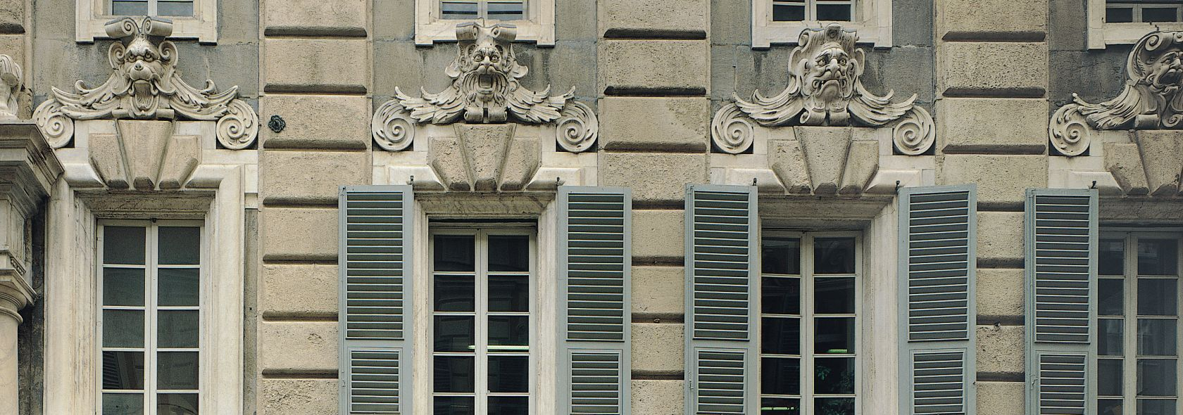 Palazzo Tursi - facciata