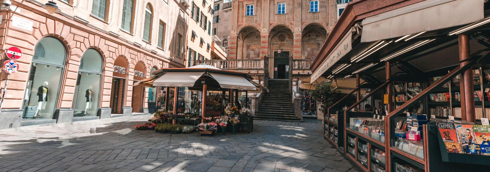 piazza Banchi landing 2