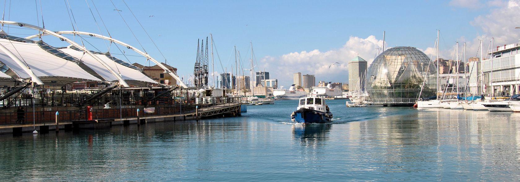 Porto Antico -  Foto Camilla Severino