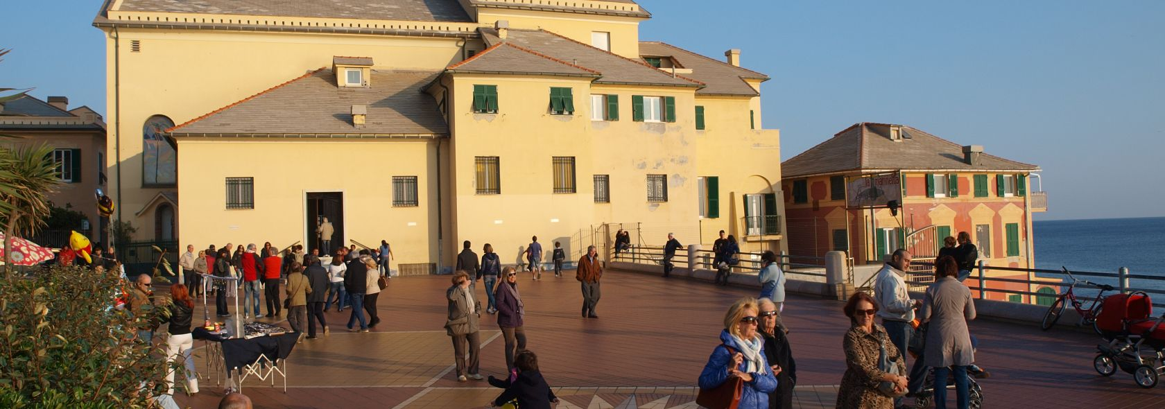 Corso Italia - Chiesa S. Antonio