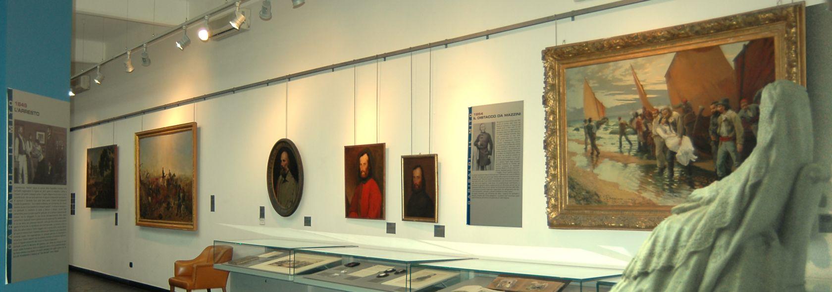Museo del Risorgimento - salone