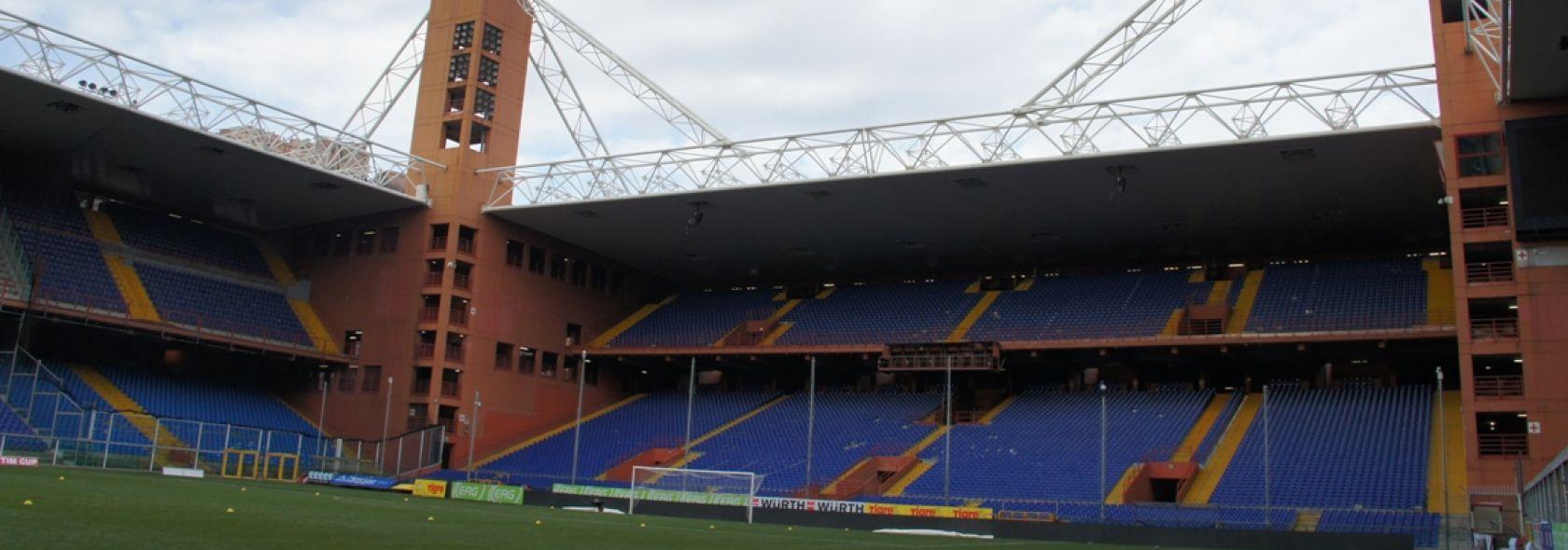 Lo stadio Luigi Ferraris