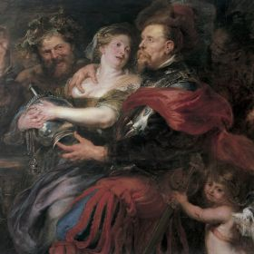 Pietro Paolo Rubens - Venere e Marte