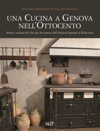 Presentazione del libro una cucina a genova nell for Cucina arredi genova