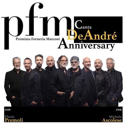 Guarda questa foto sull'evento PFM Canta De Andrè Anniversary 2019 a Genova