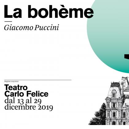 Guarda questa foto sull'evento La bohème al Carlo Felice a Genova