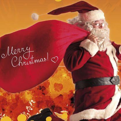 Babbi Natale.Camminata Dei Babbi Natale 2018 Visitgenoa It