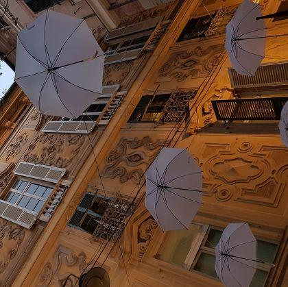 Genova è bella anche se piove - Cinzia Simonetti Ph