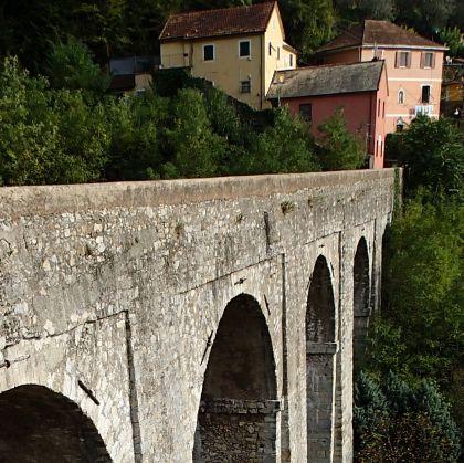 Ponte Canale Rio Torbido Fornaci