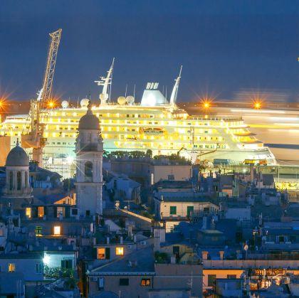 Genoa's Ferry Terminals