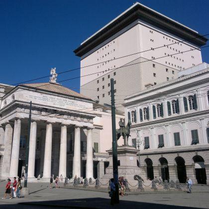 Il Teatro Carlo Felice