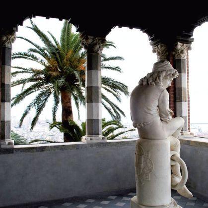 Castello d'Albertis - Loggia Colombo Giovinetto
