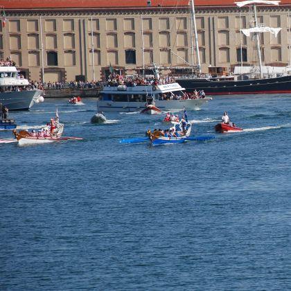 La Regata delle Antiche Repubbliche Marinare - Genova 2010
