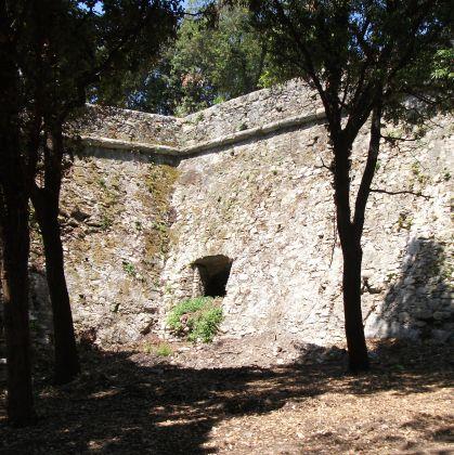 Mura delle Chiappe - ©Archivio Parco Urbano delle Mura