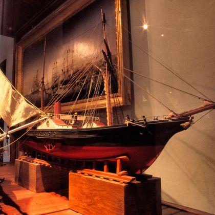 Museo Navale - interno
