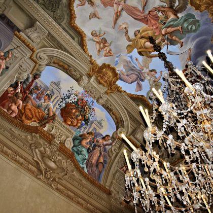 Palazzo Gio. Battista Centurione (poi Palazzo Cambiaso)