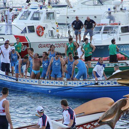 The Regatta of the Ancient Maritime Republics - Amalfi 2012 - Giordanella -