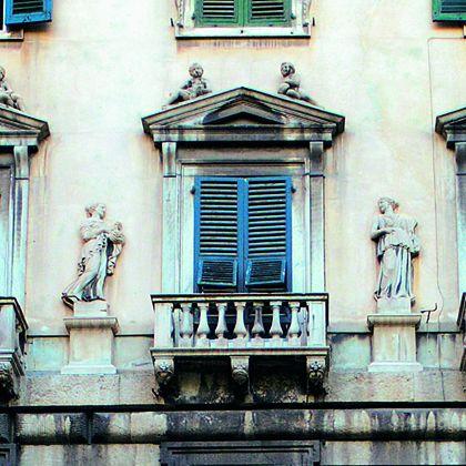 Palazzo Cipriano Pallavicini  (poi Palazzo Rayper)