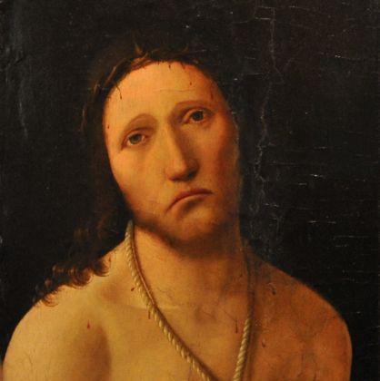 Galleria Palazzo Spinola, Antonello da Messina - Ecce Homo - ©StudioLeoni