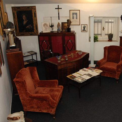 Museo Biblioteca dell'Attore - studio di Gilberto Govi