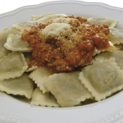 Ravioli di carne (meat ravioli) - © M&R Comunicazione - Genova