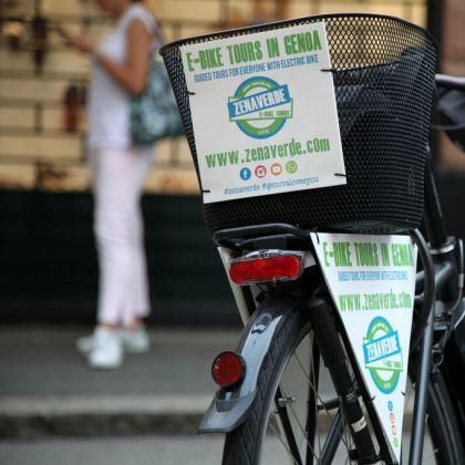 Zenaverde - Discover Genoa with electric bike