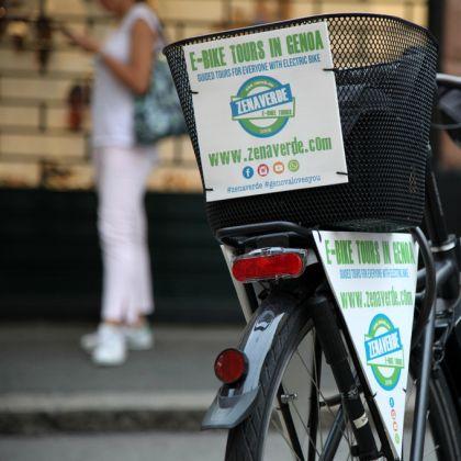 Zenaverde - Genova con la bici elettrica