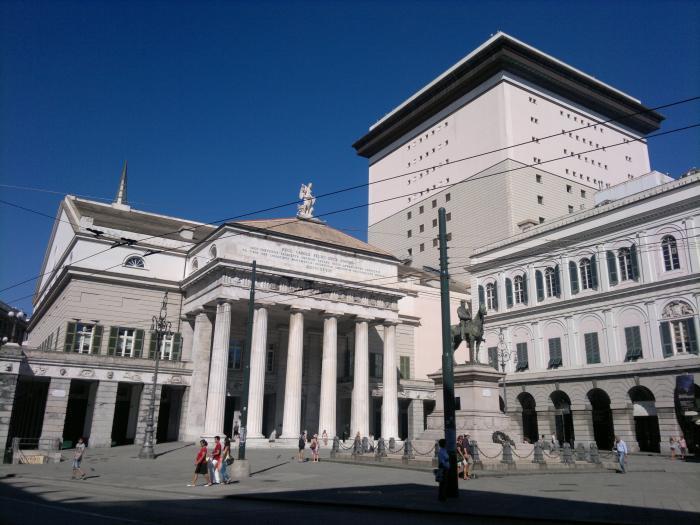 Image result for Teatro Carlo Felice