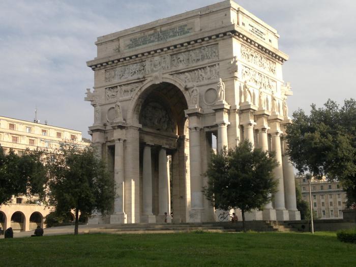 Piazza Della Vittoria Visitgenoa It