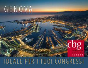 Genova, sede ideale per i tuoi congressi - www.cbgenova.it