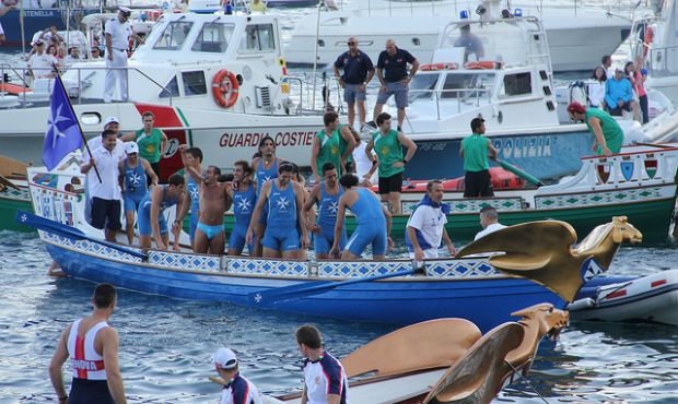 The Regatta of the Ancient Maritime Republics - Amalfi 2012 - Giordanella -