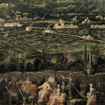 Alessandro magnasco 1667 1749 gli anni della maturit di un pittore anticonformista - Il giardino di albaro ...