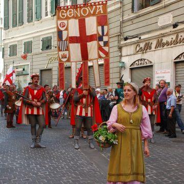 Il Corteo storico - Genova 2014