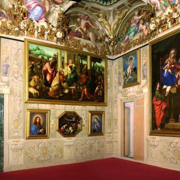 Palazzo Brignole Sale, Sala dell'Autunno - Palazzo Rosso