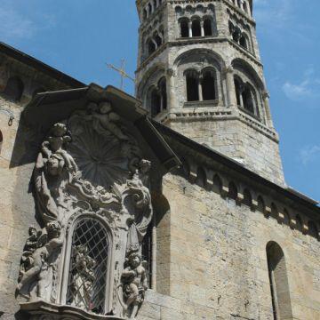 Chiesa di S. Donato - Edicola e Campanile