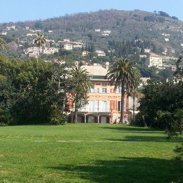 Parco di Villa Groppallo a Nervi