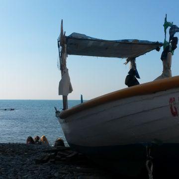 Boccadasse - Barca