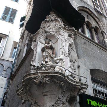 Edicola via San Pietro della porta
