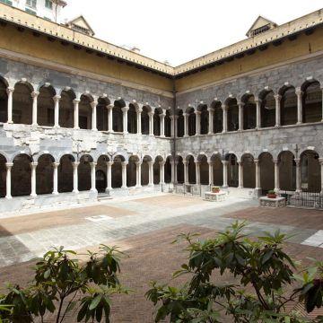 Museo Diocesano, Chiostro