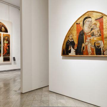 Accademia Ligustica - dipinti su tavola -  foto © Francesco Manias