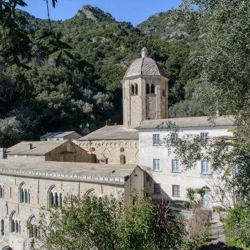 Escursioni in battello per la Riviera: Abbazia di San Fruttuoso di Camogli