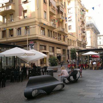 Shopping in Cesarea Street