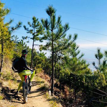 escursioni guidate con e-bike