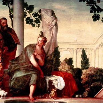 Collezioni Banca Carige Genova - Veronese, Susanna e i Vecchioni