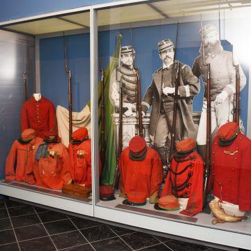 Museo del Risorgimento, Camicie Rosse